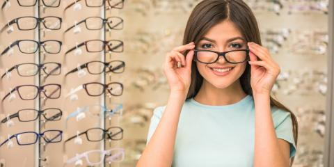 Eyeglasses or Contact? Find out Which Are Right for You, High Point, North Carolina