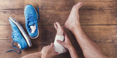 Arkansas Podiatrist Explains How Foot & Ankle Problems Impact Your Body if Not Treated, Russellville, Arkansas