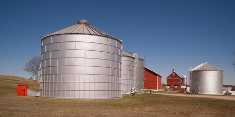 How to Build a Grain Bin With Room for Expansion, Cairo, Georgia