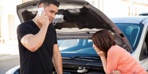 How to Respond After a Car Accident or Another Roadside Emergency, Colerain, Ohio