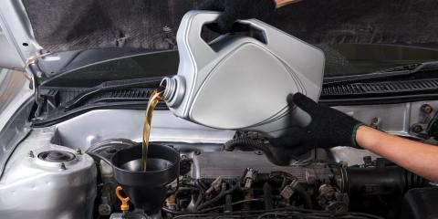 Synthetic vs. Conventional Motor Oil, Fairbanks, Alaska