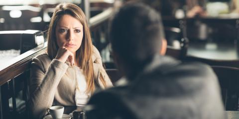 How to Tell Your Friends About Your Divorce, Gig Harbor Peninsula, Washington