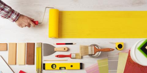 Home Improvement Pros Explain: How to Choose Paint for Different Surfaces, Hobbs, New Mexico
