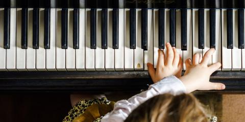 How Music Lessons Will Improve Your Child's Math Ability, New York, New York