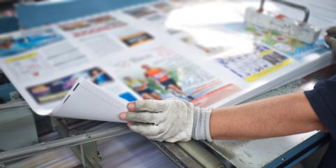 How Do You Choose the Paper Size of a Printing Project?, Anchorage, Alaska