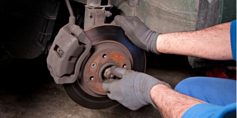 3 Crucial Signs Your Vehicle Needs Brake Service, Miami, Ohio