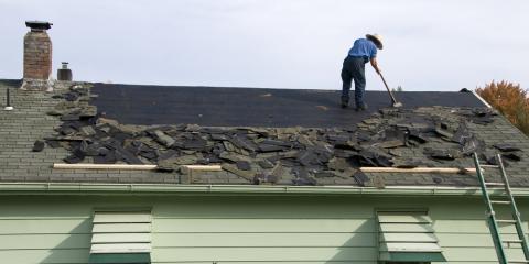 3 Common Reasons Why Shingles Curl, Anchorage, Alaska