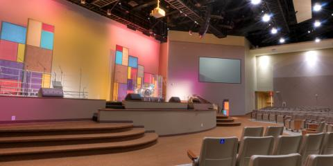 3 Considerations to Make When Installing a Church Video Projector, 4, Louisiana