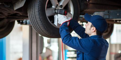 Why Tire Alignment & Rotation Are Important, Harrison, Ohio