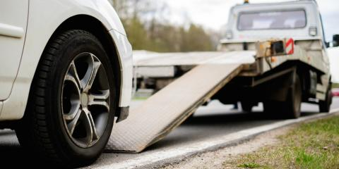How to Select the Right Auto Towing Company, Anderson, Ohio