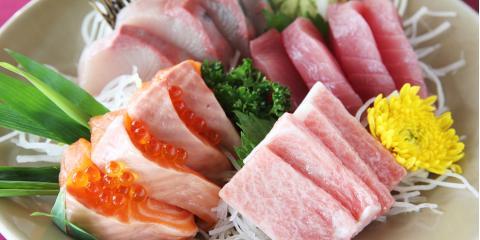 3 Ways to Keep Your Sashimi Platter Fresh, Honolulu, Hawaii