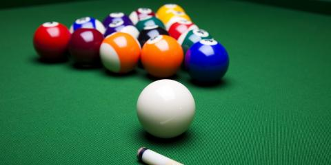3 Games You Can Play on a Pool Table, Washington, Ohio