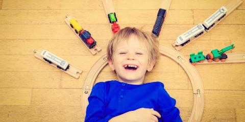 3 Tips for Choosing the Right Train Set for a Child, Tampa, Florida