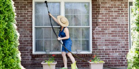 Window Contractors Share 4 Do's & Don'ts of Window Washing, Cincinnati, Ohio