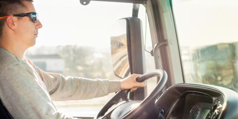 5 Tips to Stay Healthy as a Long-Haul Driver, Columbia, Ohio