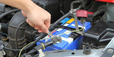 What Size of a Car Battery Do You Need?, Nicholasville, Kentucky