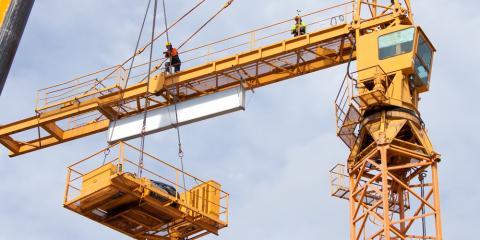 Cincinnati's Lifting Service Experts Explain Crane Operators, Blue Ash, Ohio