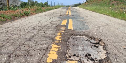 3 Ways Potholes Can Damage Your Car, Anchorage, Alaska
