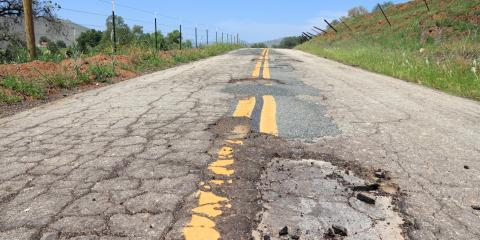 5 Common Types of Asphalt Cracks, Kalispell, Montana