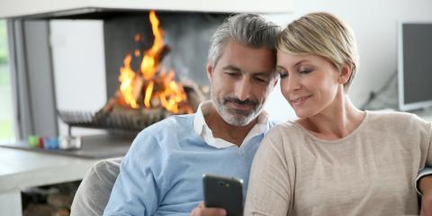 3 Benefits of a Gas Fireplace, Connersville, Indiana