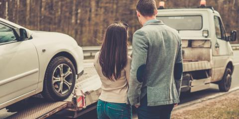 Do's & Don'ts When Your Car Is Stuck in the Mud, St. Louis, Missouri