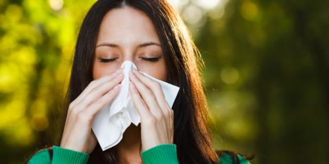 How Your HVAC System Affects Spring Allergies, Ashland, Kentucky