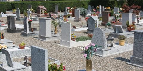 3 Tips for Maintaining a Headstone, Le Roy, New York