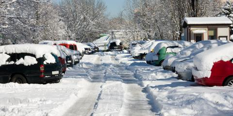 A Winter Safety Guide for Sidewalks & Parking Lots, Anchorage, Alaska