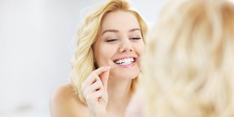 A Dentist Offers 3 Flossing Tips, St. Charles, Missouri