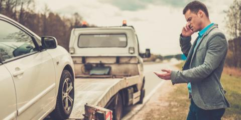 4 Reasons Why You'd Need Tow Truck Service, Burney, California