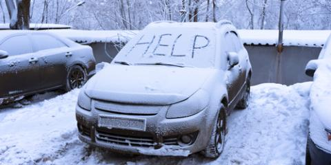 4 Common Automotive Problems Winter Brings, Russellville, Arkansas