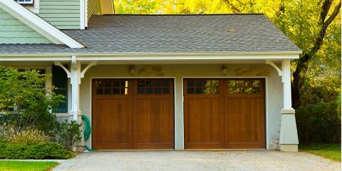 3 Benefits of Real Wooden Garage Doors , Canandaigua, New York