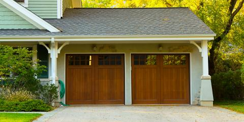 4 Benefits of an Automatic Garage Door Opener, Kalispell, Montana