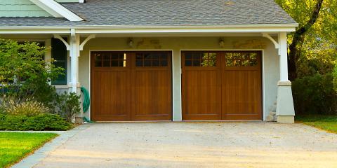 3 Advantages of Garage Door Photo Eye Sensors, St. Paul, Minnesota