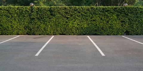 4 Reasons to Restripe Your Parking Lot, Middle Fork II, North Carolina