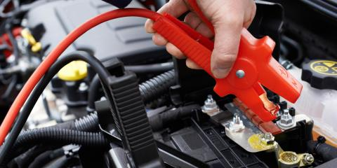 Towing Company Reveals the 3 Most Common Reasons Behind a Dead Car Battery, Byron, Wisconsin