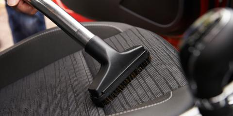 Top 3 Car Cleaning Tips for Parents, Milford, Connecticut