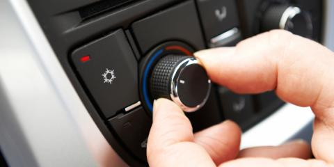 Why Your Car's AC Is Blowing Warm Air, Dayton, Ohio