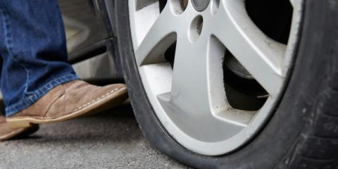 4 Essential Steps for Changing Flat Tires, Florissant, Missouri