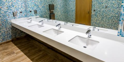 4 Effective Ways to Keep Office Bathrooms Sparkling, North Highlands, California
