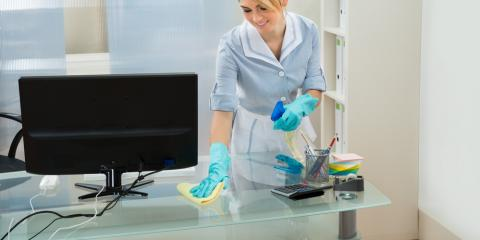 How Regular Office Cleaning Improves Employee Productivity, Middletown, New Jersey