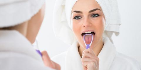 Lorain's Top Dentist Explains Why You Need to Brush Your Tongue, Lorain, Ohio