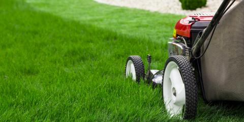 How to Select the Right Size Push or Riding Mowers, Harris, North Carolina
