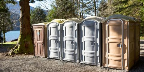 How to Make Portable Toilets Look Amazing for Events, Robertsdale, Alabama