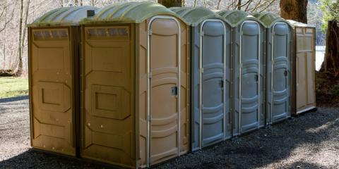 Finding the Right Port-a-Potty for Baseball Season, Wellston, Ohio