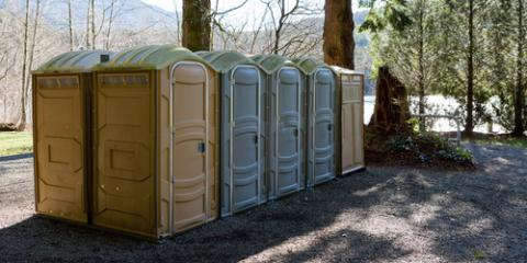 5 Benefits of Using Portable Toilets for Your Next Event, Brady, Michigan