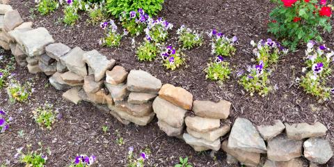 How to Use Cobblestone in Your Landscape, Victor, New York