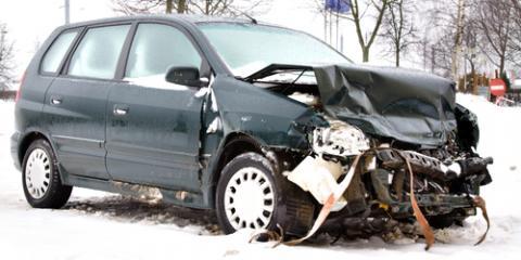 Auto Parts Dealer Lists 4 Common Auto Body Repairs in Winter, Anchorage, Alaska