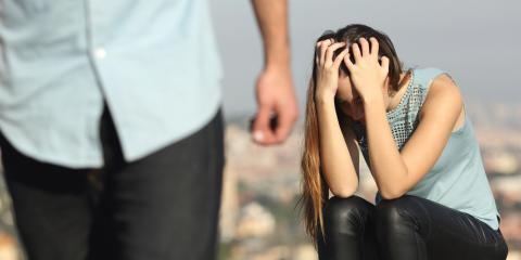 5 Warning Signs of Domestic Abuse, Rochester, New York
