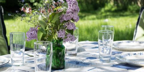 4 Useful Tips for Hosting the Perfect Garden Party, Kettering, Ohio